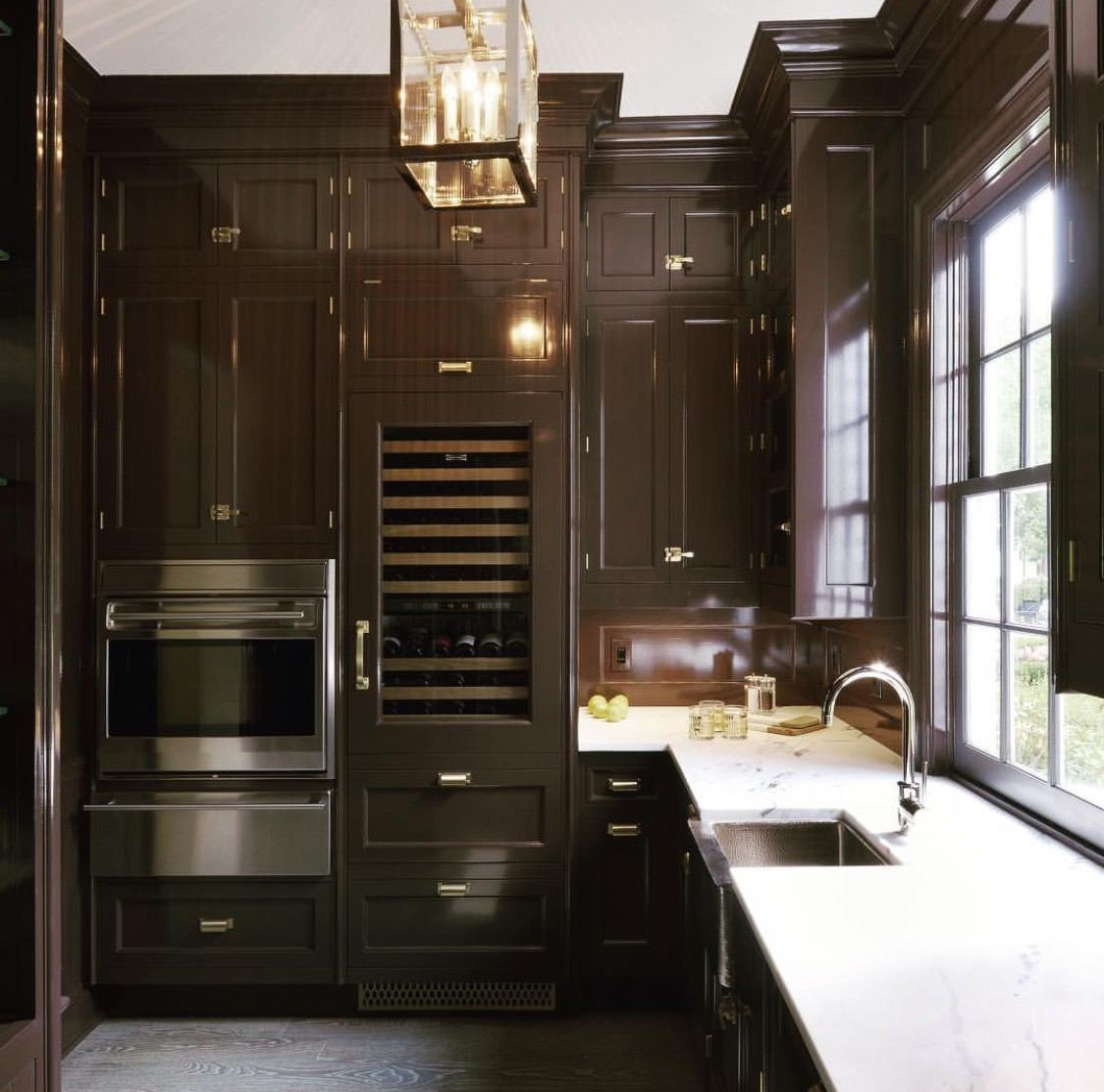 Pin By Own It Oklahoma On Kitchens High Gloss Kitchen Cabinets Lacquered Walls Gloss Kitchen Cabinets