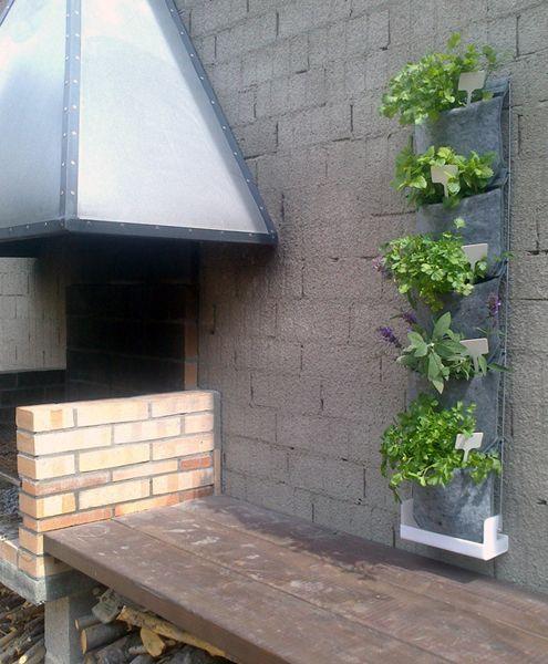 Jardín vertical vertiflor V5 - Vertiflor