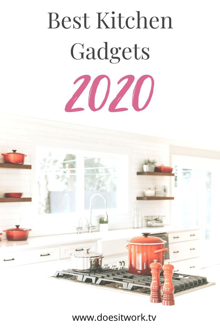 Best Kitchen Gadgets 2020! is part of Cool kitchen gadgets, Cool kitchens, Kitchen gadgets, Boho kitchen, Must have kitchen gadgets, Home decor - Best Kitchen Gadgets 2020! Every appliance you need to cook like a boss!