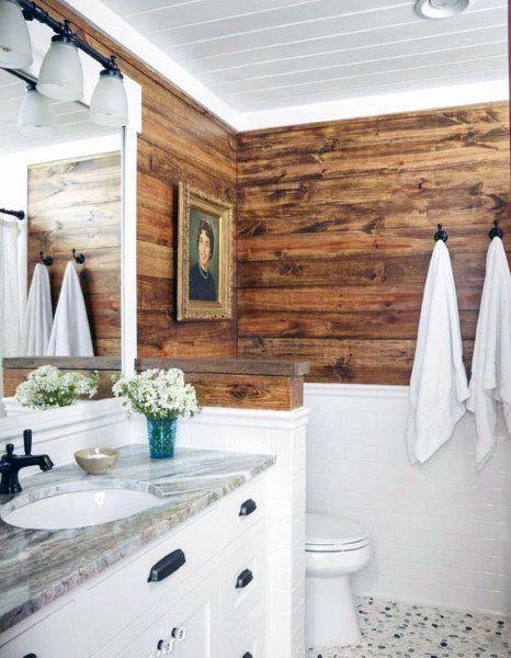 Creative Bathroom Ceiling Ideas Awesome Top 50 Best Bathroom Ceiling Ideas Finishing Designs In 2020 Amazing Bathrooms Master Bathroom Renovation Shiplap Bathroom