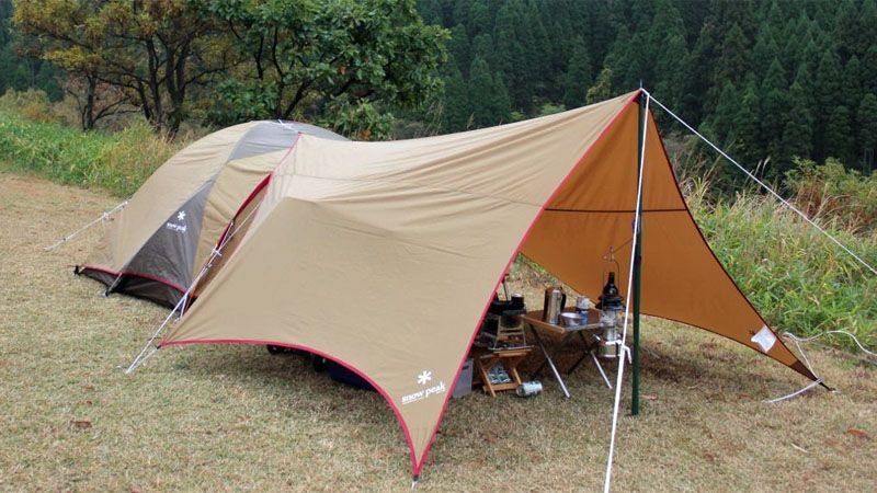 Tarps For Tents Amp Ten Tips For C Amp Ing In The Rain Sc 1 St