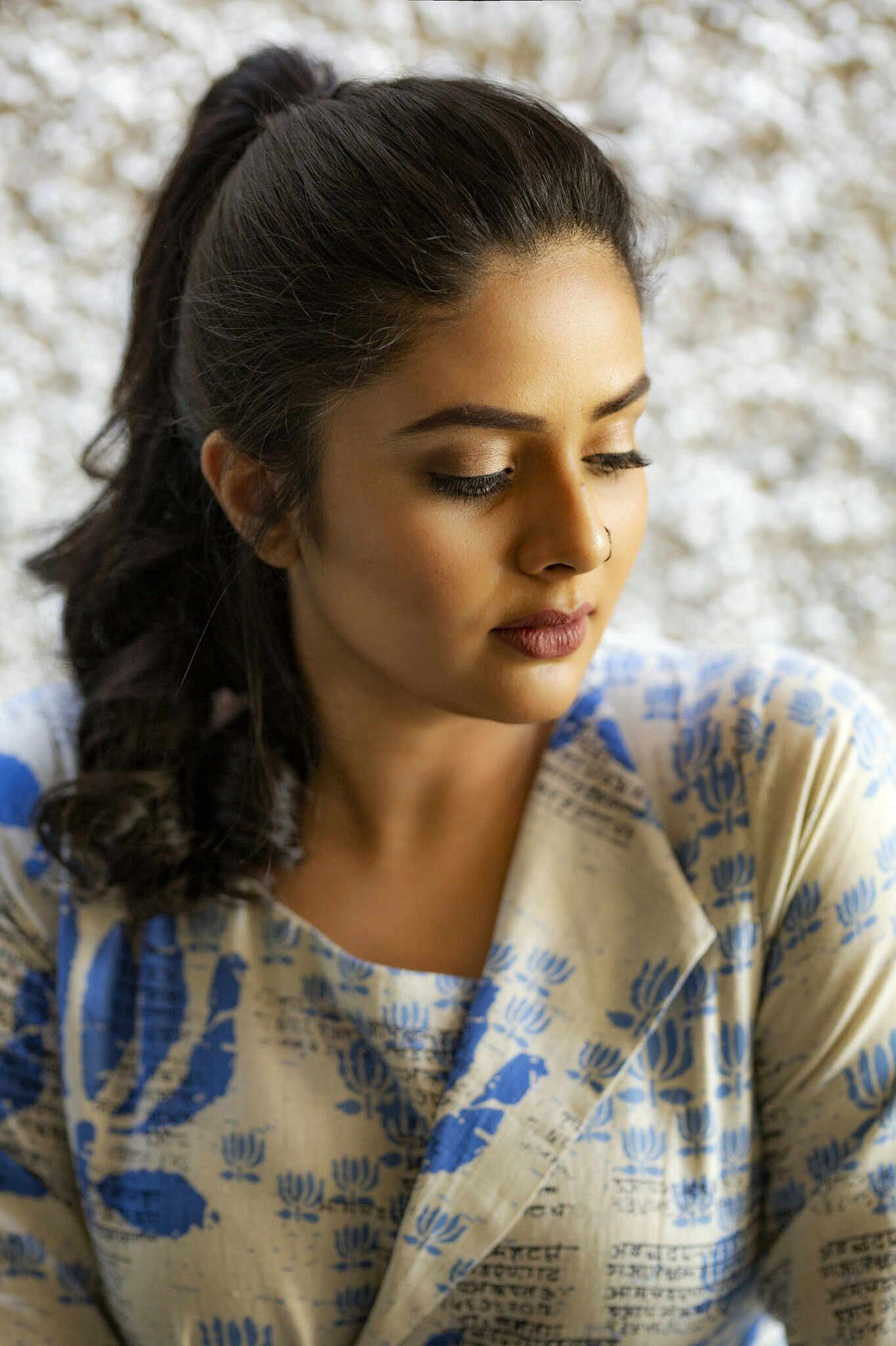 Tollywood Angel Srimukhi Most Beautiful Hollywood Actress