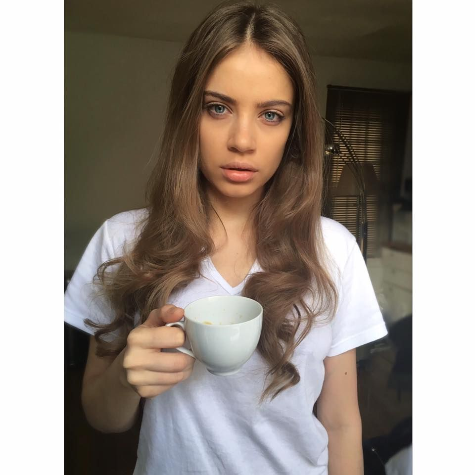 without make up you are absolutely gorgeous xenia always real