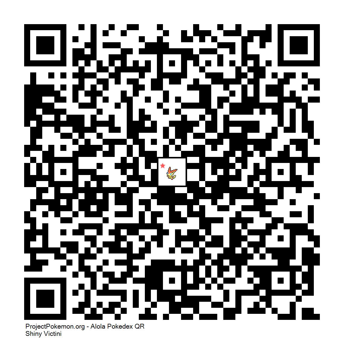 Riolu Qr Code Wwwmiifotoscom