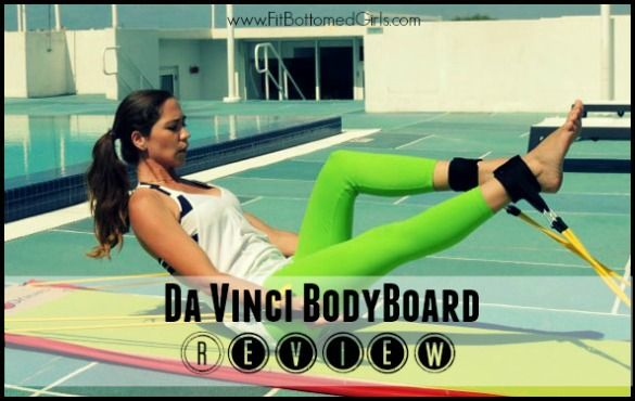 Da Vinci Bodyboard Review The Next Generation Of Core Boards Workout Fitness Strength Training Workouts
