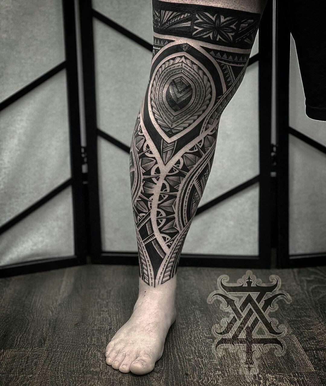 100+ Trendy Tribal Tattoo Ideas in 2020 Tribal tattoos