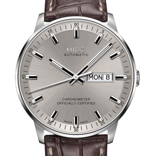 0a9fbf60f50 MIDO Commander Caliber 80 Chronometer Relogio Mido
