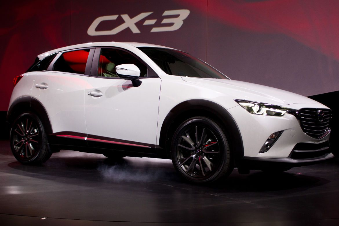 2017 mazda cx 3 mps changes upcomingcars models. Black Bedroom Furniture Sets. Home Design Ideas