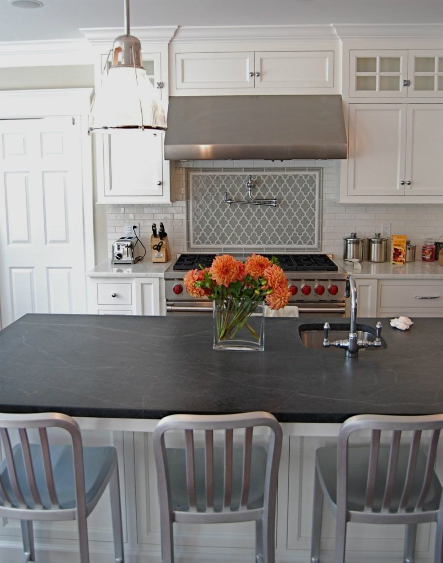 Slate Countertops For Your Kitchen And Bathroom Slate Countertop Slate Kitchen Slate Kitchen Countertops