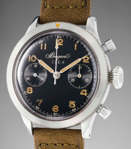 Breguet Type 20 1952 Case 1164 Vintage Watches Military Issue Tech Watches