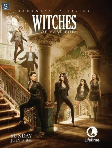 Witches of East End - Season 2 - Offical Poster