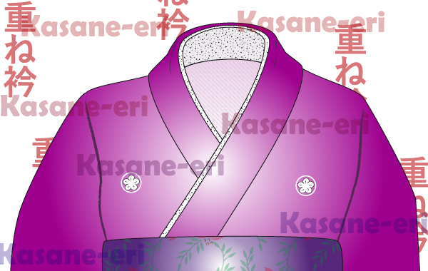Kasane-eri / Date-eri © V.Nagata