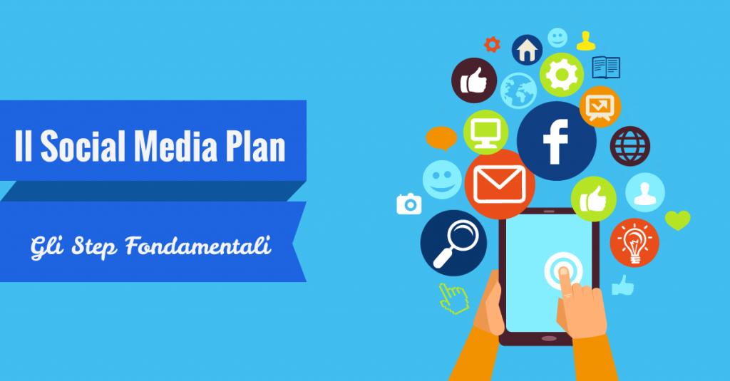 Social Media Plan Marketing sociale, Il piano