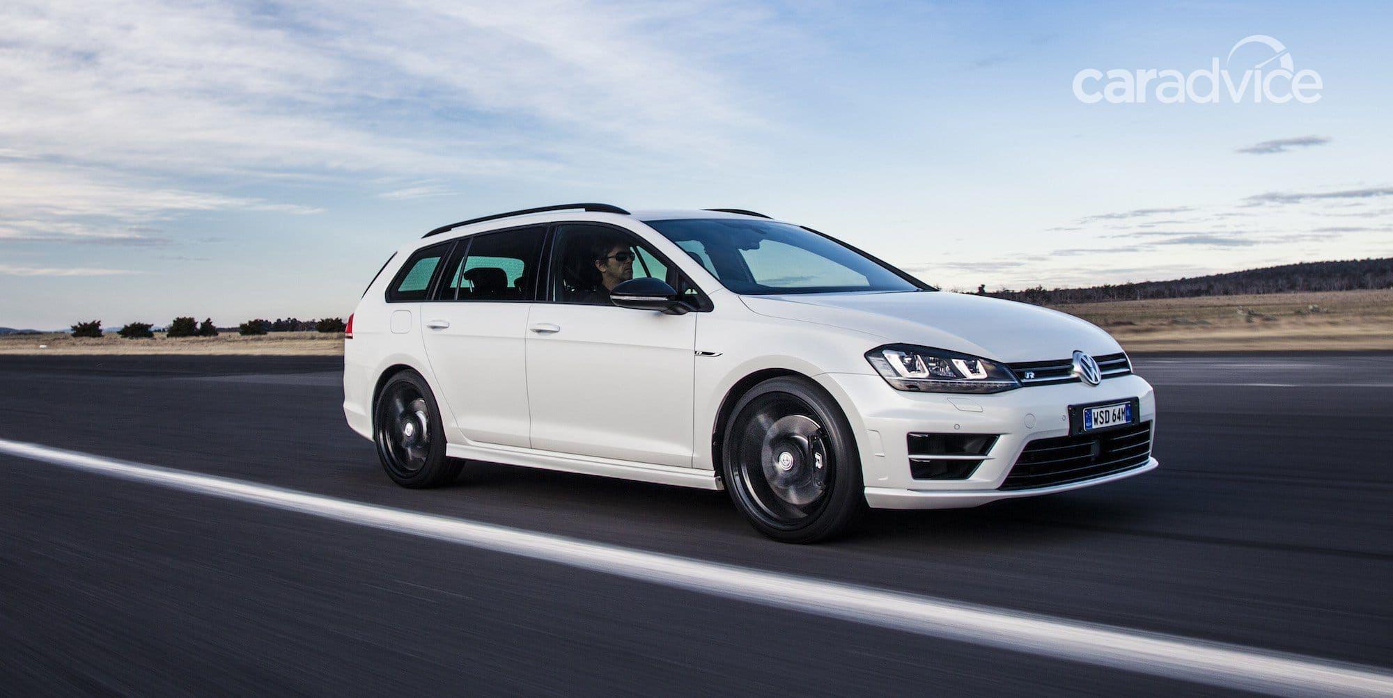 2016 Volkswagen Golf R Wagon Review Em 2020 Com Imagens