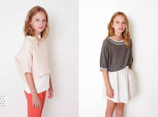 kindermode aktuelle modetrends ss2015 Ropachica