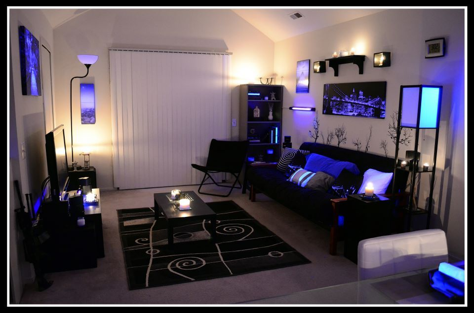 My Friend S Place Home Room Design Living Room Setup Game Room
