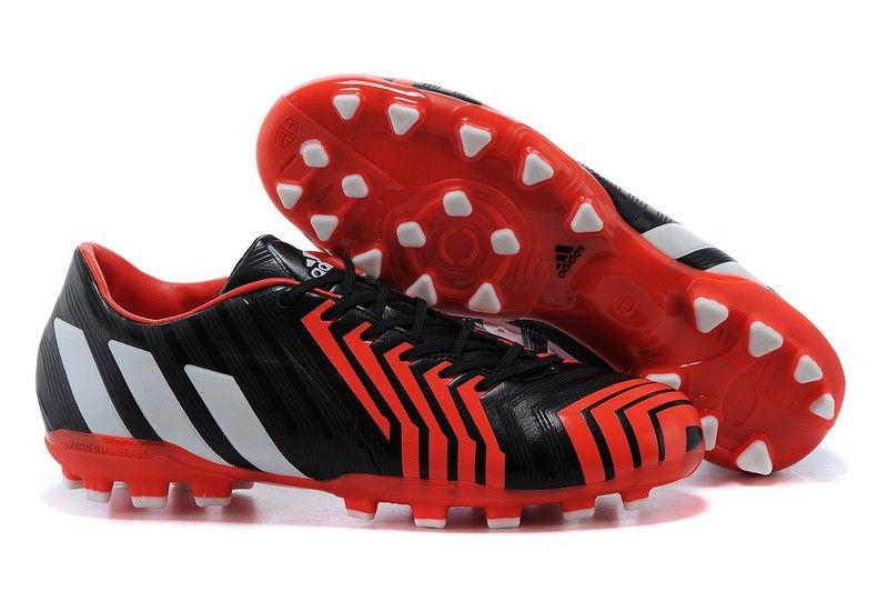 colisión alto transmitir  adidas predator absolion instinct ag leather black red football boots uk  sale [footballboots_136] - £48.08 : Buy… | Red adidas, Football boots,  Cheap football boots