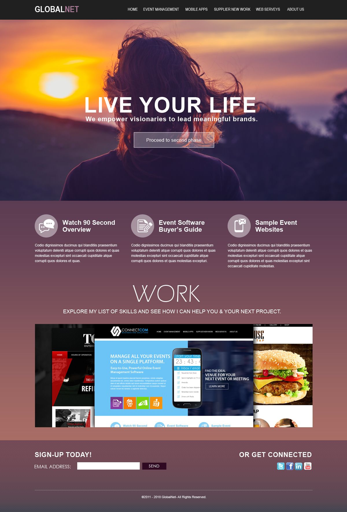 Business Website Inspiration Websites For Small Businesses Health And Wellness Business Website Inspiration Business Website Design Web Design User Interface