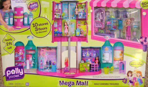 Mode-, Spielpuppen & Zubehör Polly Pocket Bluebird Toys Haus House Dose Kids Tiny Spielzeug Play Lila Violett
