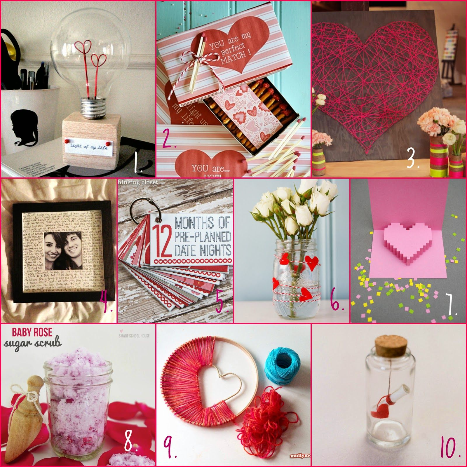 Amaze your lover with one of these easy last minute valentines day amaze your lover with one of these easy last minute valentines day diy gifts to solutioingenieria Images