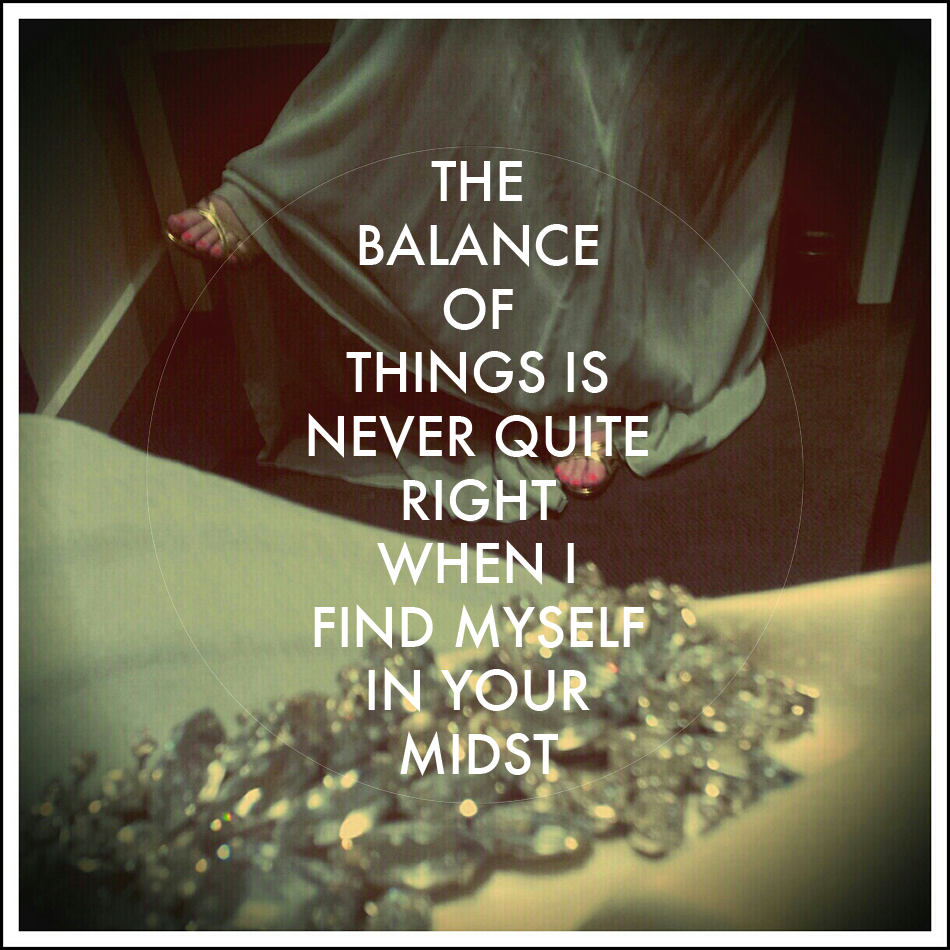 ECLECTIC À LA MODE   A PERSONAL STYLE BLOG IN GOOD TASTE & FASHION #balance #life #love #quotes