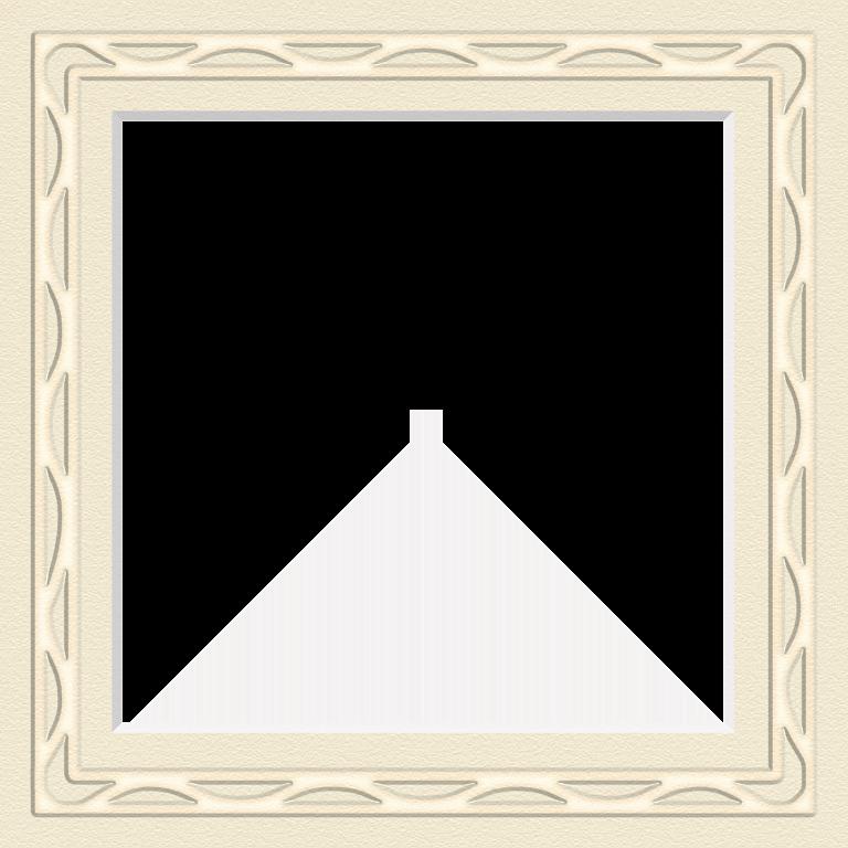 Presentation Photo Frames: Square Mat, Style 17