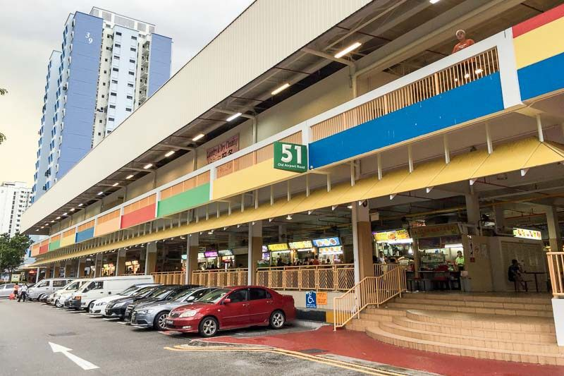 Top 11 Must Try Hawker Food Centres In Singapore Singapore Airport Food Food