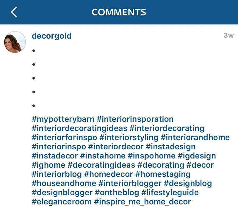 How To Grow Your Instagram Account Interior Design Hashtags