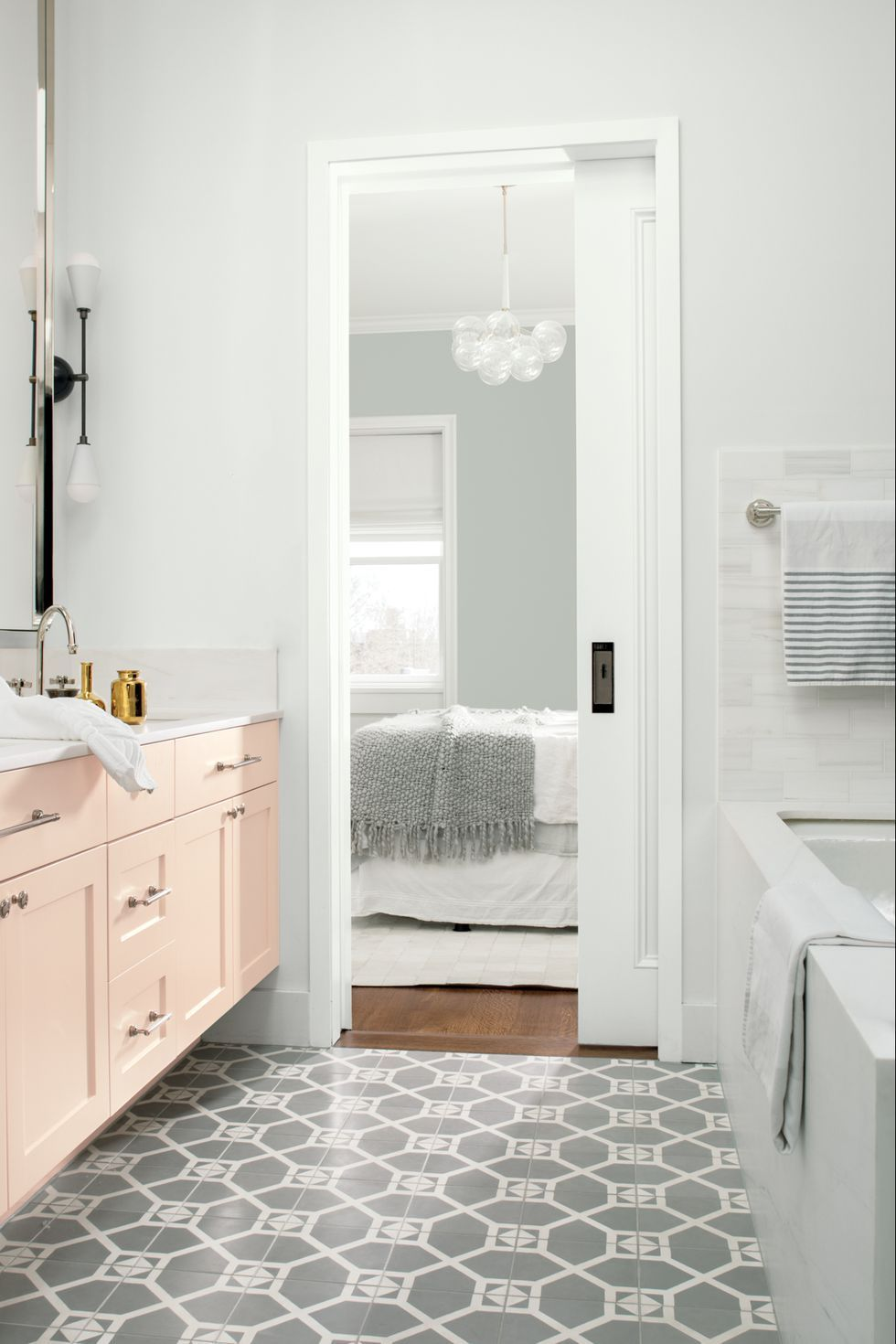 These Bathroom Paint Colors Will Absolutely Offer Your Bathroom The Transformation You Have Best Bathroom Colors Popular Bathroom Colors White Bathroom Paint