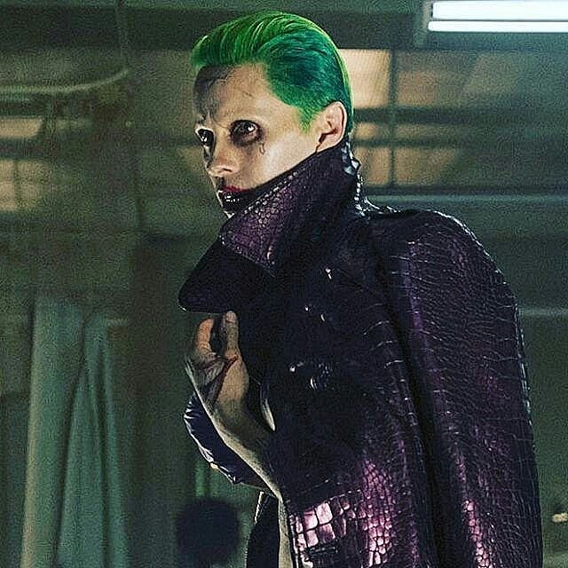 New images of the Joker never fail to impress!  #batmanvsuperman #dccomics #dcuniverse #dc #suicidesquad #harleyquinn #joker #benaffleck #galgadot #jaredleto #henrycavill #superman #batman #wonderwoman #batman #wonderwoman #lexluthor #doomsday #justiceleague #dceu #comics #DCFilms #dcextendeduniverse #TeamSuperman #TeamBatman #batmanvsupermandawnofjustice #manofsteel #clarkkent #superhero #margotrobbie #BruceWayne #willsmith