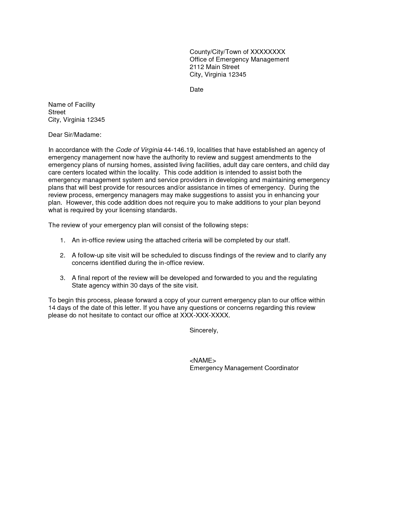 Sample Business Letter Excel Examples Of Reference Letters
