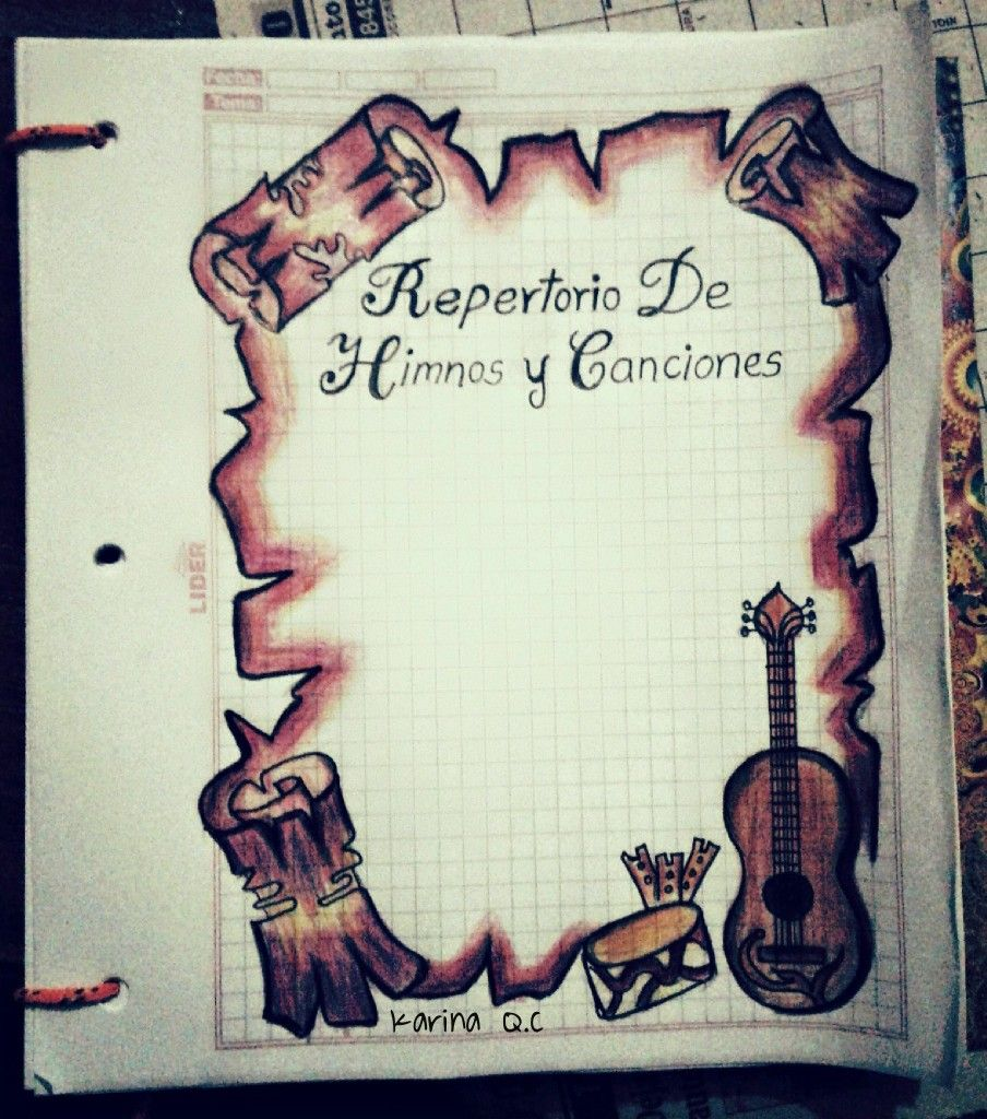 Caratula De Musica