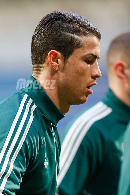 Cristiano Ronaldo Debuts New Hair Style1 Futbol