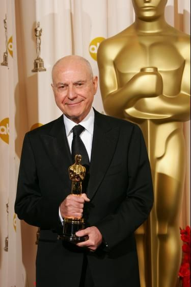 Alan Arkin Oscar Winners Acadamy Awards Best Supporting Actor