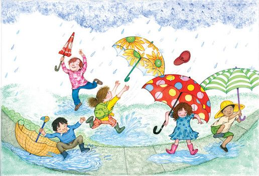 Pin By Ellen Lnotb71 On Spring Fling Umbrella Dance Rain