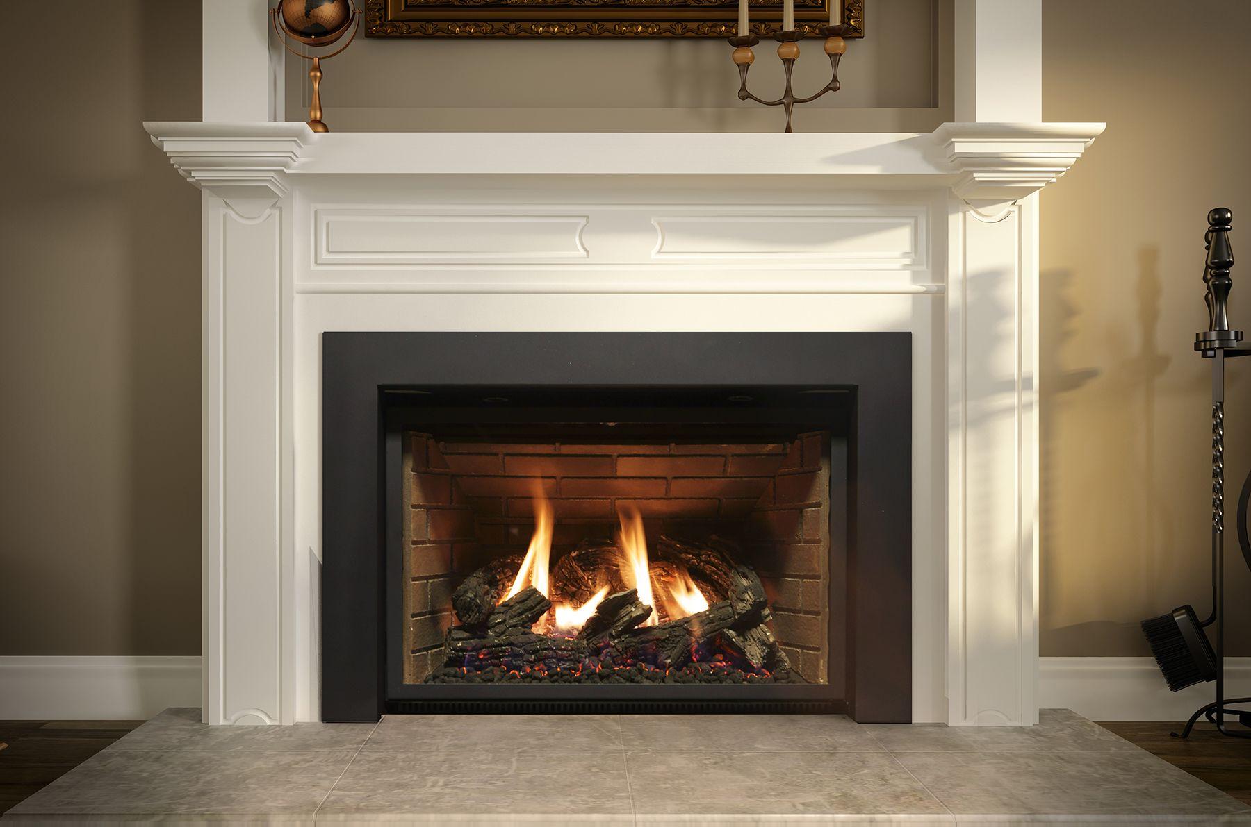 fireplace xtrordinair 4415 ho gsr2 direct vent gas fireplace