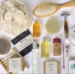 Top 5 Plastic Free & Zero Waste Beauty Brands in the UK in