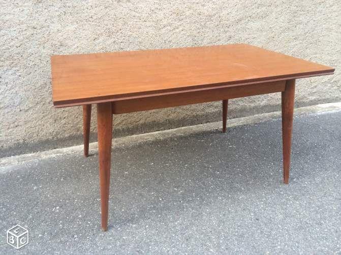 Belle Table Vintage Annees 50 Esprit Scandinave Ameublement Bas Rhin Leboncoin Fr