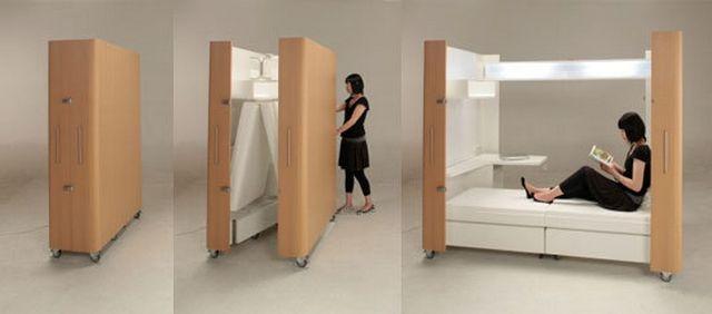 diseño de interiores | Dormitorios pequeños, Camas y Dormitorio