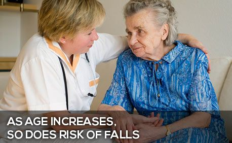 As Age Increases, So Does Risk Of Falls http://www.louthianlaw.com ...