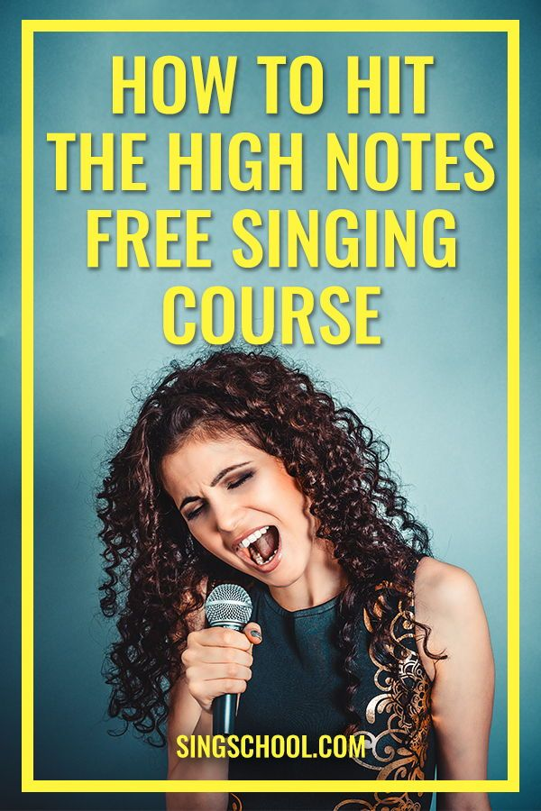 Tips on Singing High Notes Free online singing lessons