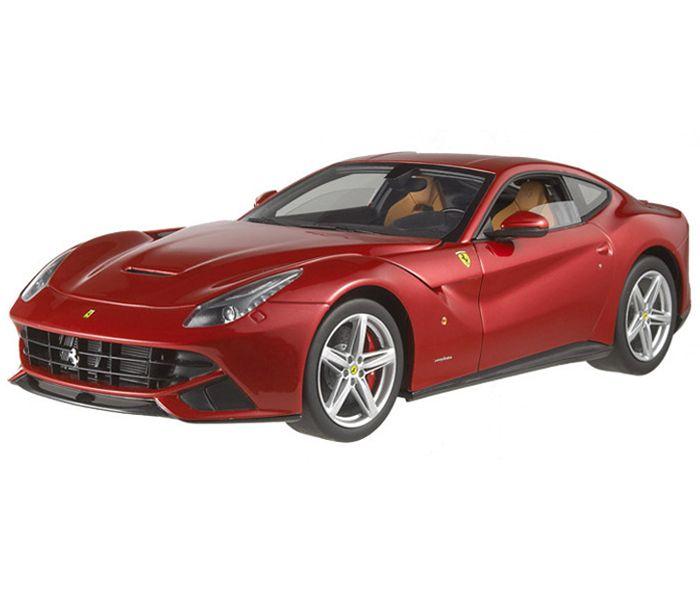 Hot Wheels Elite X5474 1 18 Ferrari F12 Berlinetta Diecast Model Car Red Diecast Cars Diecast Model Cars Ferrari F12