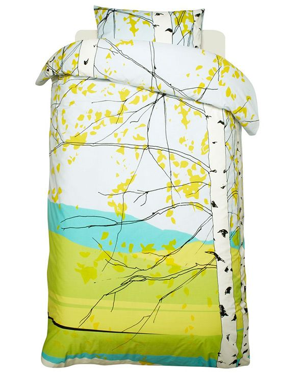 Marimekko: Kaiku - Finnish design at it best :) Totally beautiful especially when u actually see it.