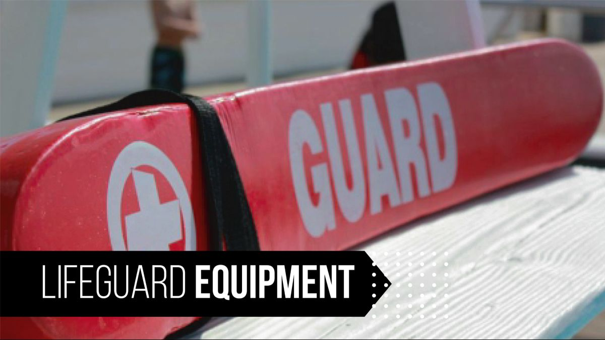 Shop for your lifeguard rescue tube today! These lifeguard