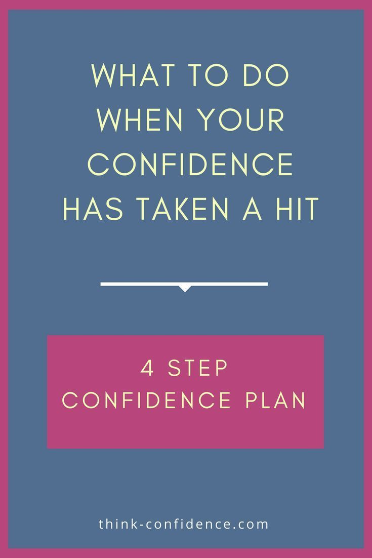Online Confidence Course. Look and feel confident. Learn confidence at your own pace online.