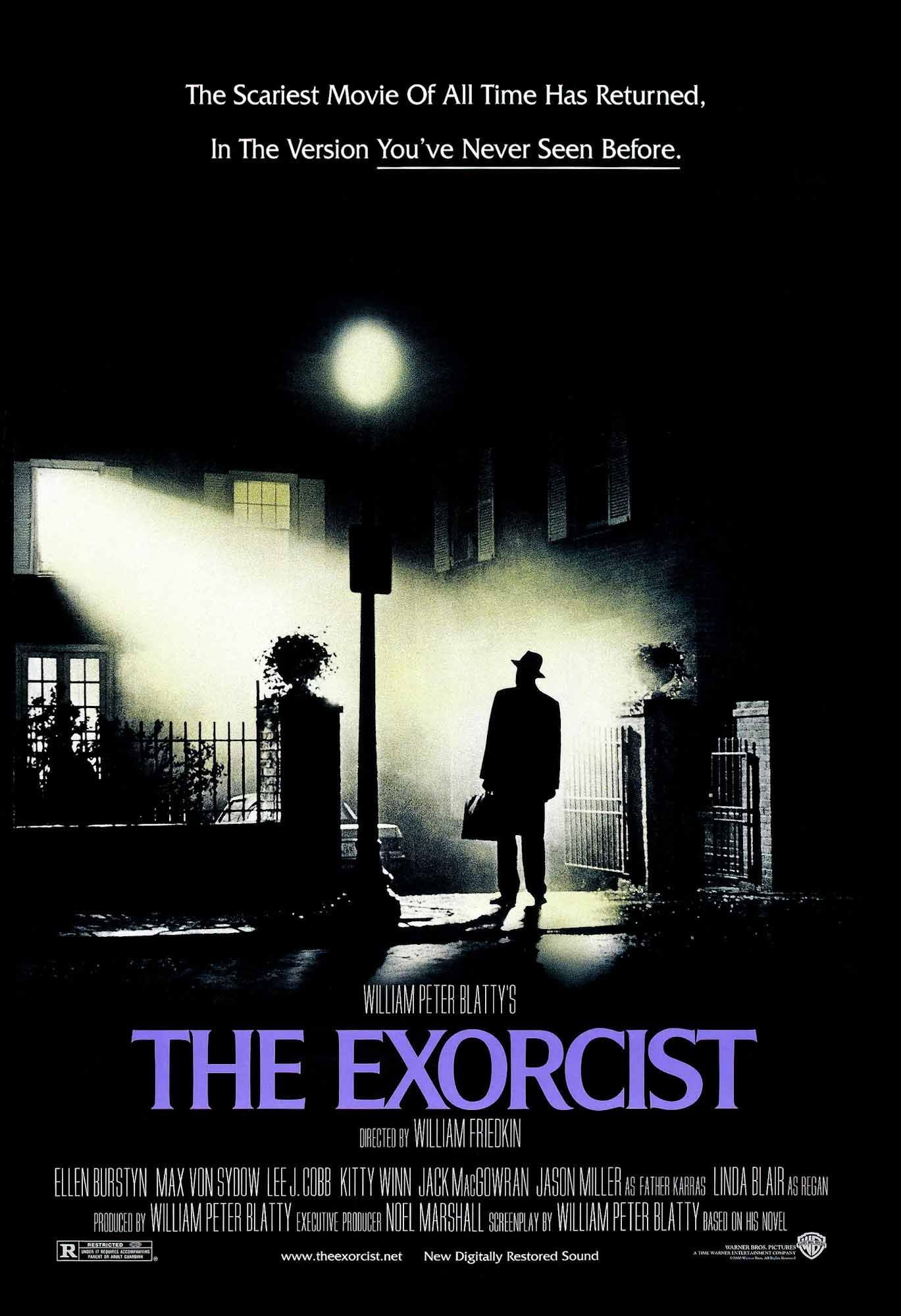 The Exorcist (1973) Horror Movie - Directed By William Friedkin -  Today's Throwback: The Exorcist (1973) Film #movie #throwback #horror: Synopsis: When a teenage g - #BeautifulCelebrities #directed #Egypt #exorcist #Film #friedkin #horror #movie #Museums #william