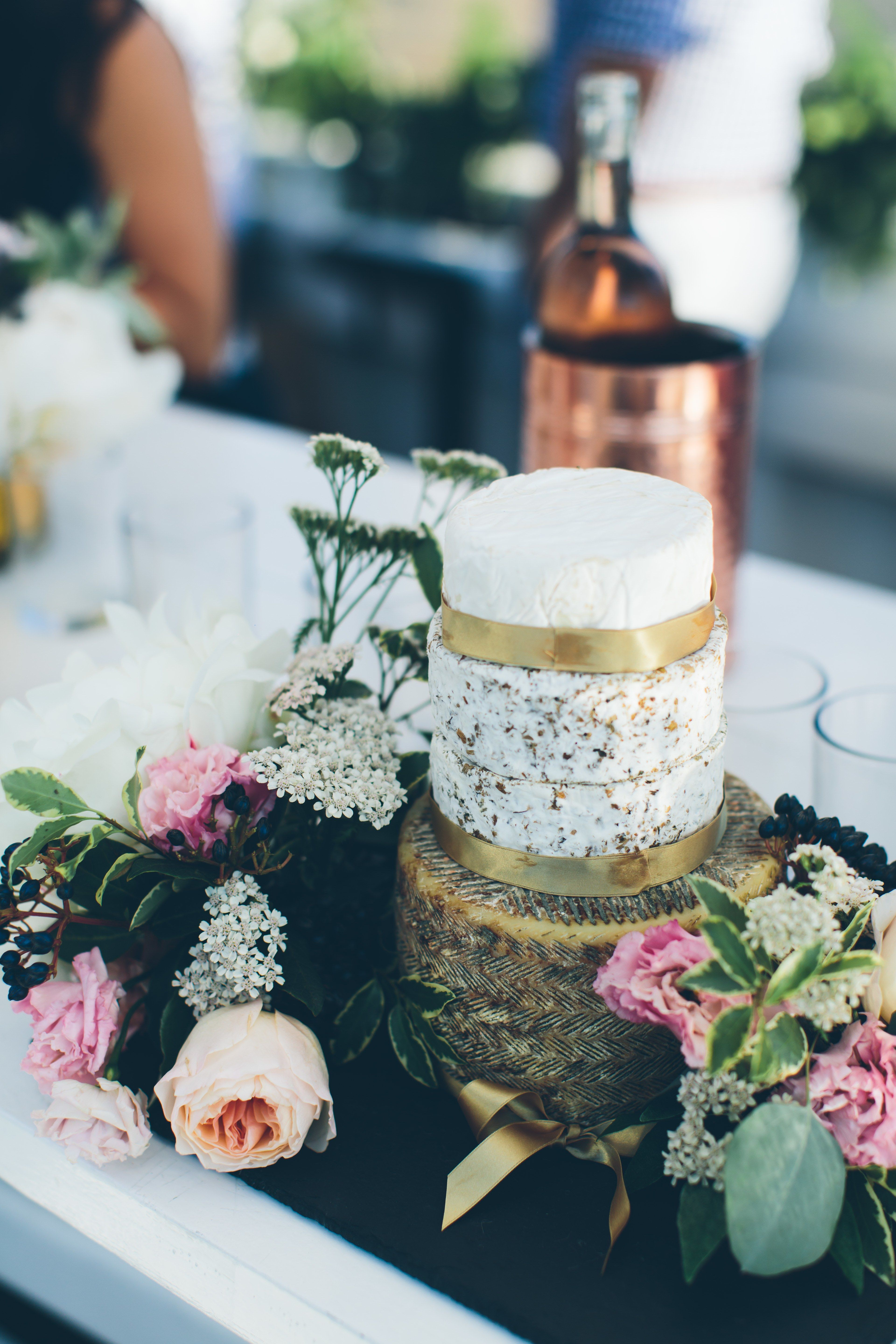 An Intimate Wedding On A Boat At New York City S Grand Banks