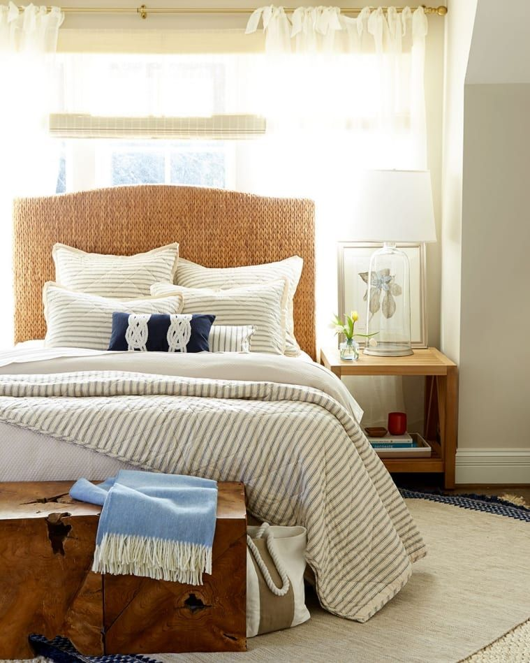 10 Ways To Place Your Bed In Front Of A Window How To Decorate Summer Bedroom Decor Summer Bedroom Home Bedroom
