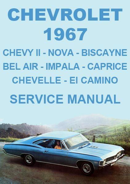 chevrolet impala bel air biscayne caprice chevelle chevy ii el rh pinterest com 1969 Chevy El Camino 1986 chevy el camino service manual