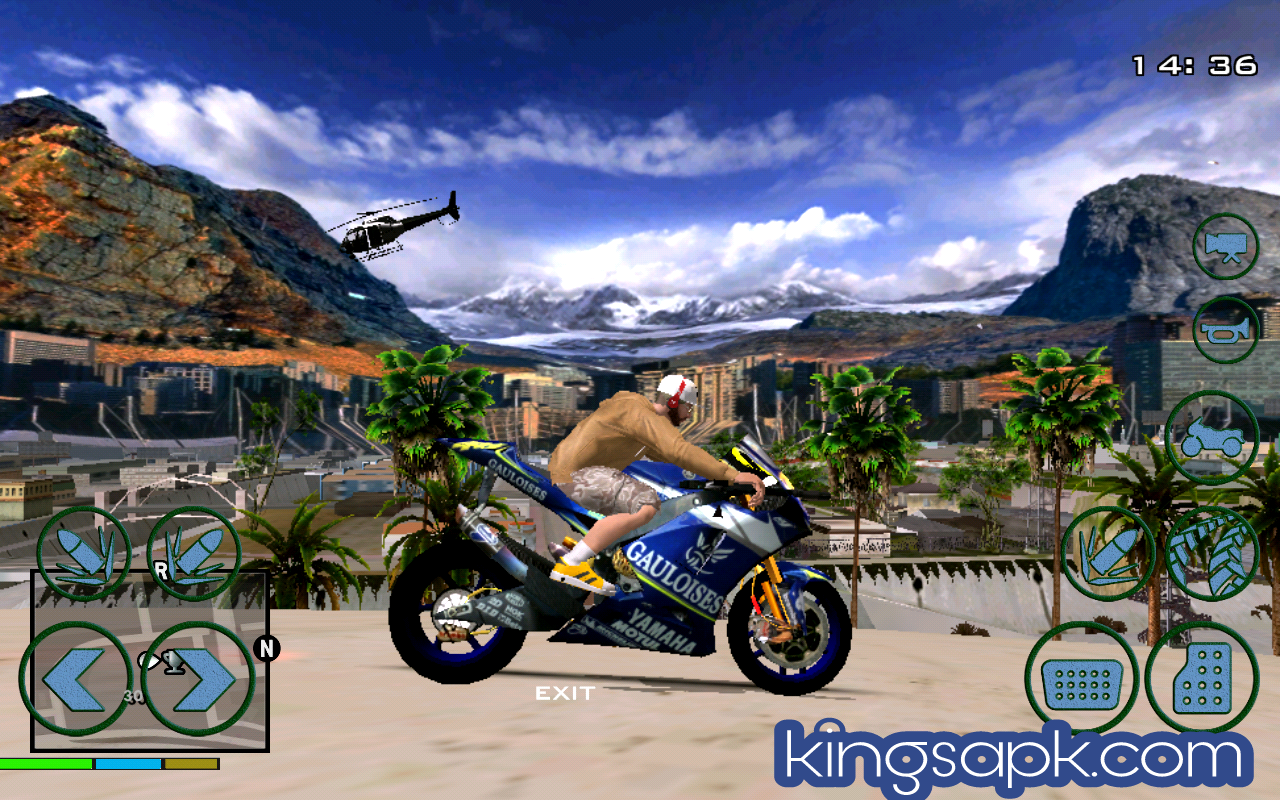 Download Grand Theft Auto: San Andreas LITE APK MOD GTA V Mega Mod